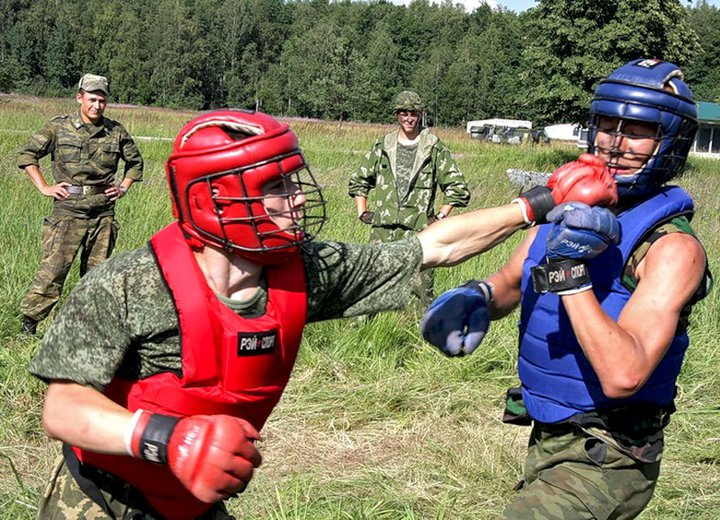 Systema Special Sparring + Free workshop Krav Maga